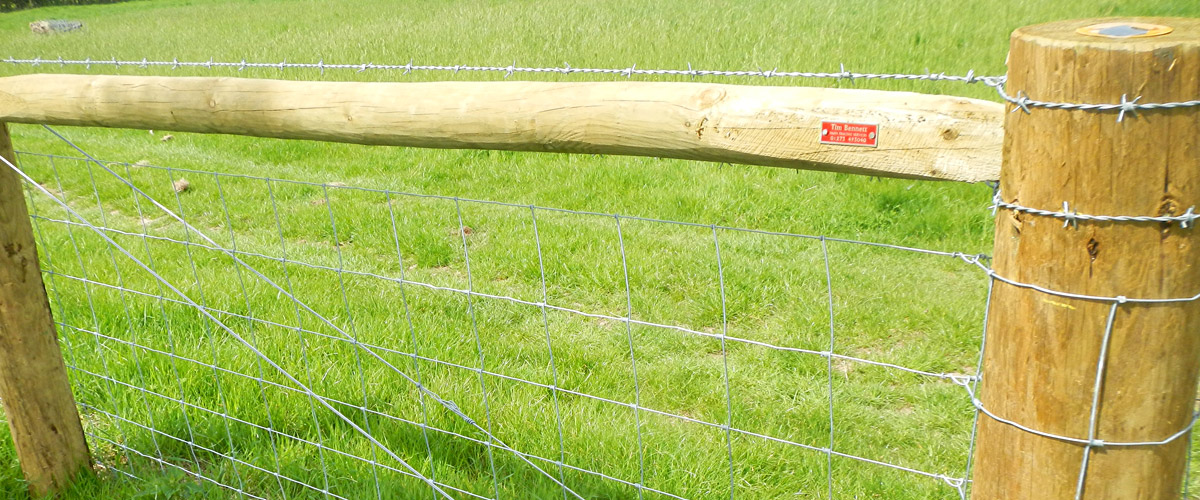 Tim Bennett Farm Fencing